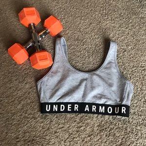 Under Armour Everyday Cotton Sports Bra
